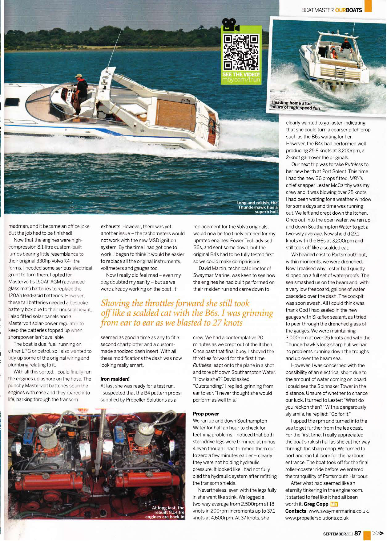 Projects | Projects undergone by Swaymar Marine