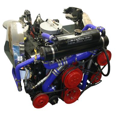 Performance V8 Marine engine rebuilds